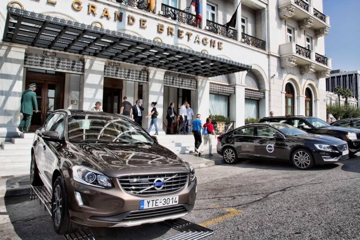 Volvo: Χορηγός στο συνέδριο Luxury Hospitality 2014