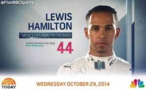 F1: Θέλει πέμπτη σερί νίκη ο L. Hamilton