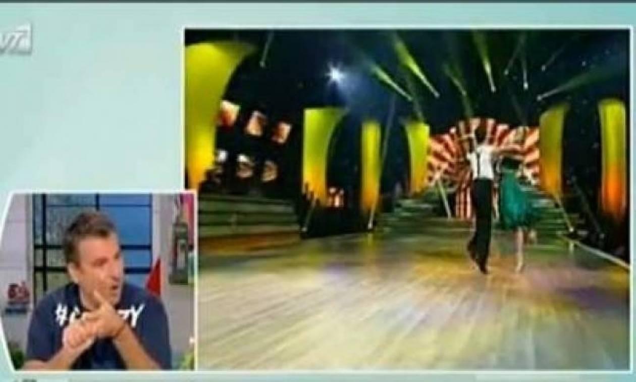 Ο Λιάγκας προβλέπει τον νικητή του Dancing With The Stars 5