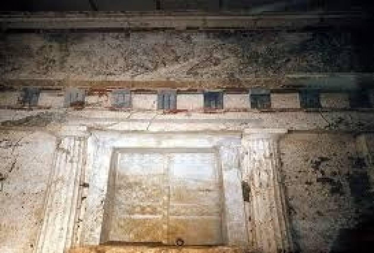 Αμφίπολη: Φήμες για άγαλμα της θεάς Νίκης - Διαψεύδει το Υπουργείο