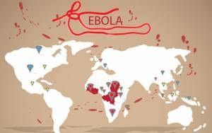 Διαδραστικός χάρτης με όλα τα κρούσματα Έμπολα παγκοσμίως
