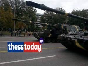 Θεσσαλονίκη: Τραυματίστηκε πεζός από άρμα