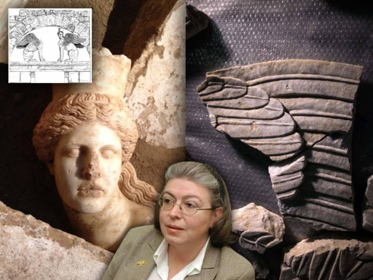 Αμφίπολη – Μενδώνη: «Ο τάφος έχει δεχτεί ανθρώπινη παρέμβαση»