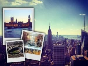 Ποιοι είναι οι πιο δημοφιλείς προορισμοί του Instagram