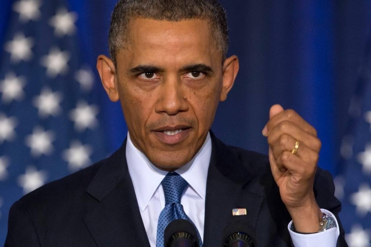 Ομπάμα: Επαίνους και όχι περιορισμούς χρειάζονται οι εθελοντές κατά του Έμπολα