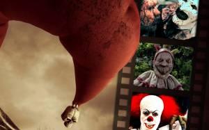 Top 3: Αυτοί είναι οι τρεις πιο τρομακτικοί κλόουν ταινιών ever