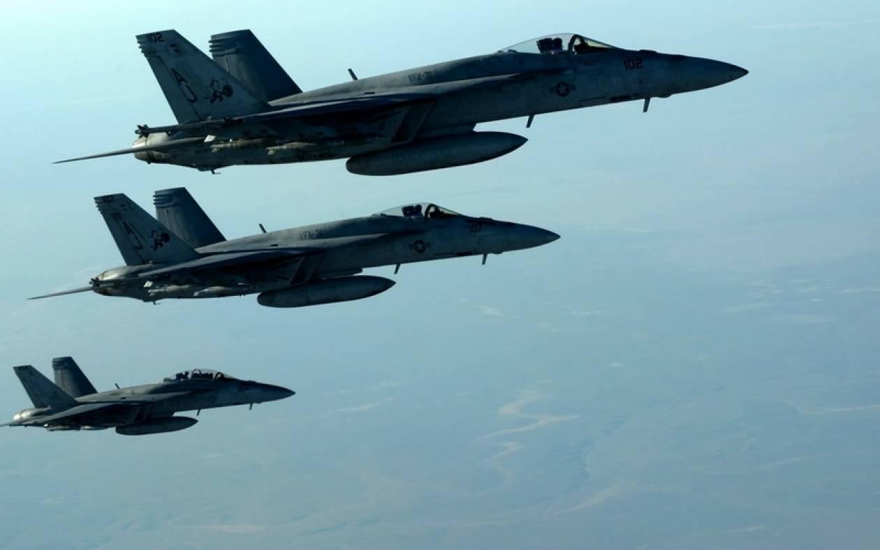 Οι αεροπορικές επιχειρήσεις των ΗΠΑ κατά του ΙΚ έχουν στοιχίσει 580 εκατ. δολάρια