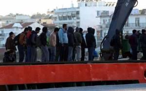 Φαρμακονήσι: Εντοπισμός και σύλληψη 24 παράνομων μεταναστών