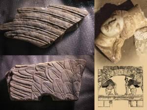 Αμφίπολη: Οι Σφίγγες αποκτούν τα σπασμένα τους φτερά