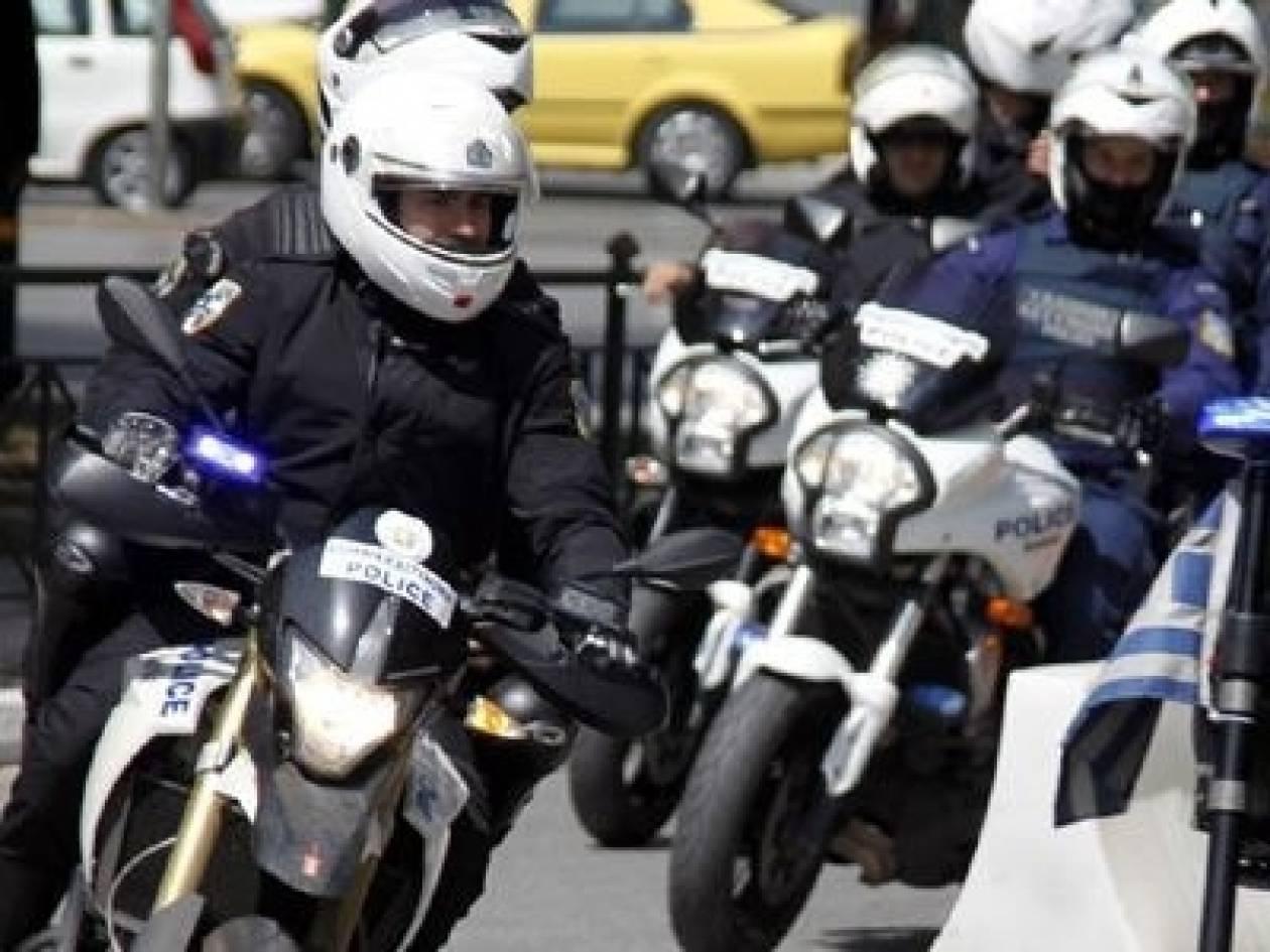 ΕΛ.ΑΣ.: Δεκαοχτώ συλλήψεις στην επιχείρηση «Θησέας»
