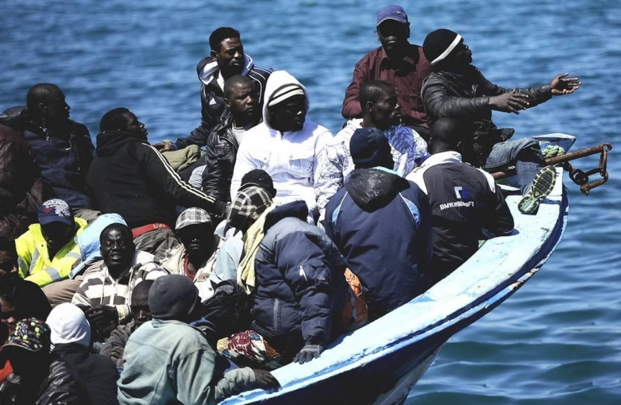Χίος: Στα χέρια των Λιμενικών 39 λαθρομετανάστες