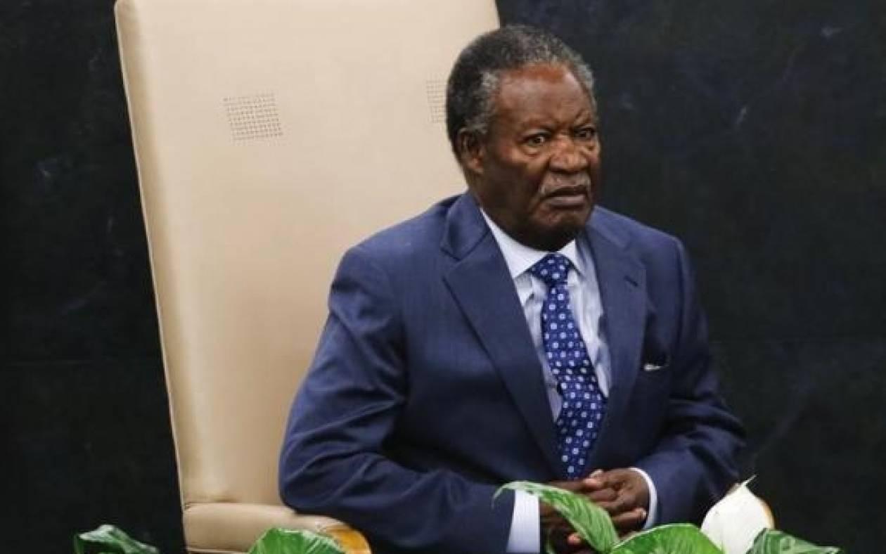 Ζάμπια: Ο πρόεδρος Μάικλ Σάτα πέθανε σε νοσοκομείο του Λονδίνου