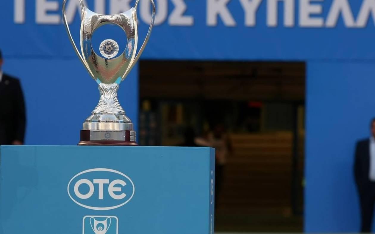 Κύπελλο Ελλάδας: Συνέχεια με έξι παιχνίδια