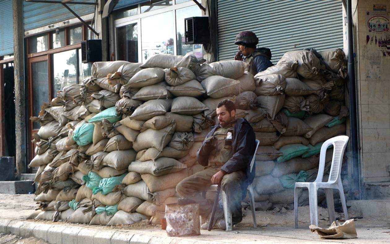 Συρία: Επίθεση του Ισλαμικού Κράτους κατά πετρελαϊκών εγκαταστάσεων στη Χομς