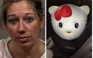 Συνελήφθη η... Hello Kitty!