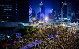 CNN: Εικόνες από τις διαδηλώσεις και τα επεισόδια στο Χονγκ Κονγκ
