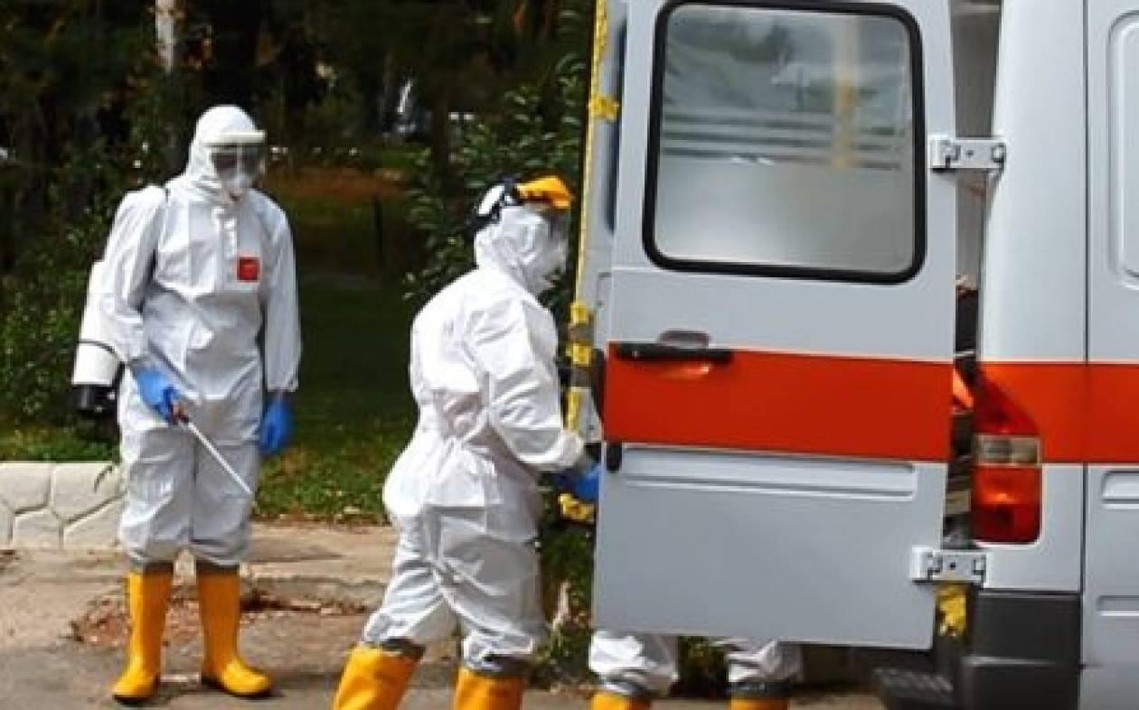 Πρακτική εξάσκηση για τον Έμπολα στην ΕΣΔΥ