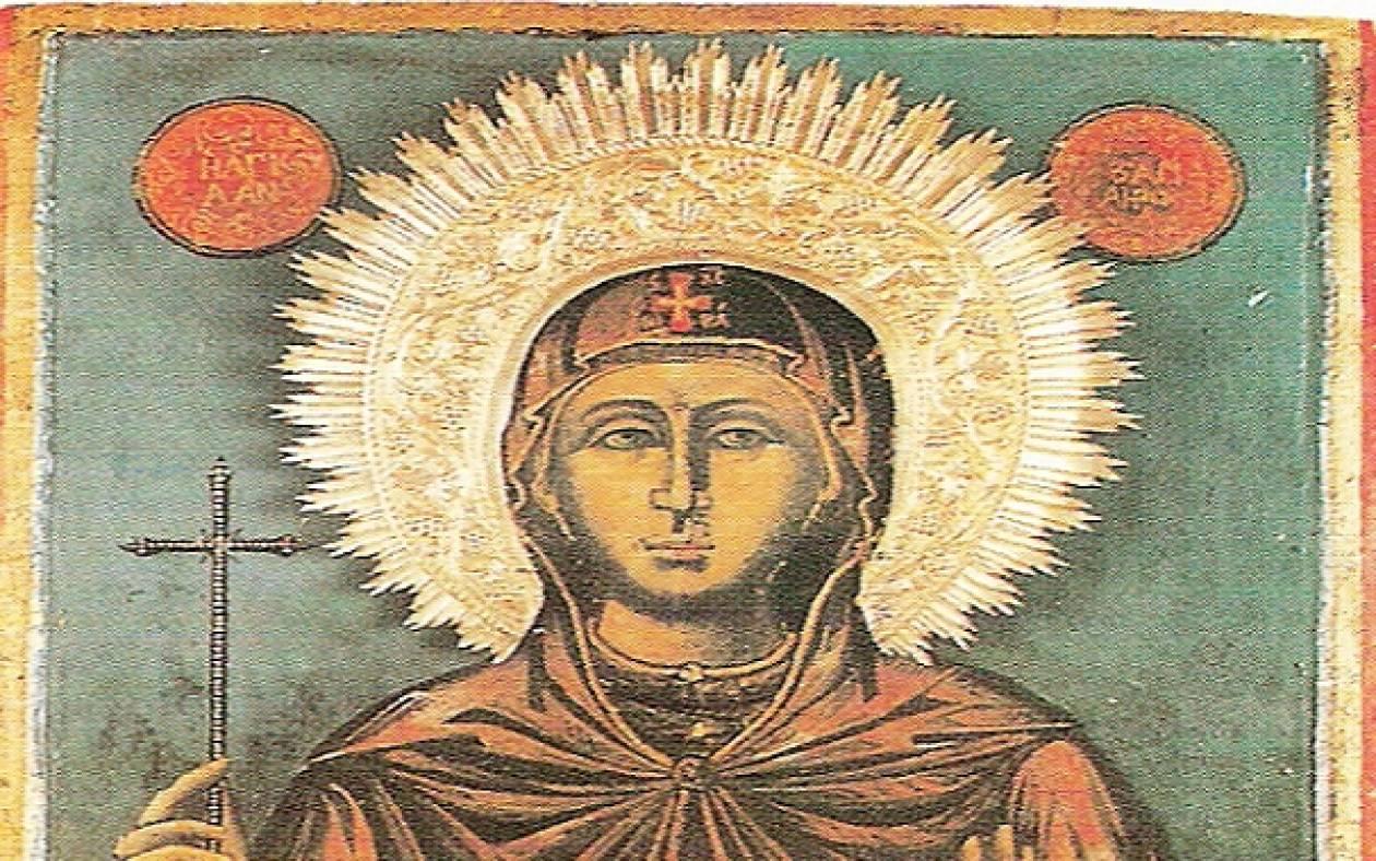 Αγία Αναστασία, η θαρραλέα μαθήτρια του Ιησού