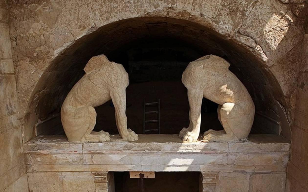 Νακάσης: «Ερασιτεχνικά λάθη» στις ανασκαφές της Αμφίπολης