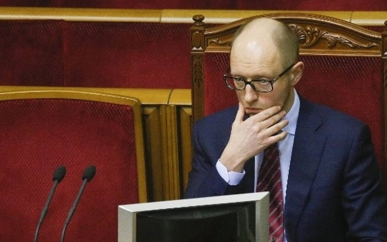 Γιατσένιουκ: Πιθανότατα θα παραμείνω πρωθυπουργός