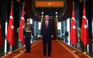 Σάλος με το Λευκό παλάτι του «σουλτάνου» Ερντογάν