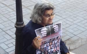 Αίγυπτος: Μητέρα διαδηλωτών ξεκίνησε απεργία πείνας για να αφεθούν ελεύθεροι οι γιοι της