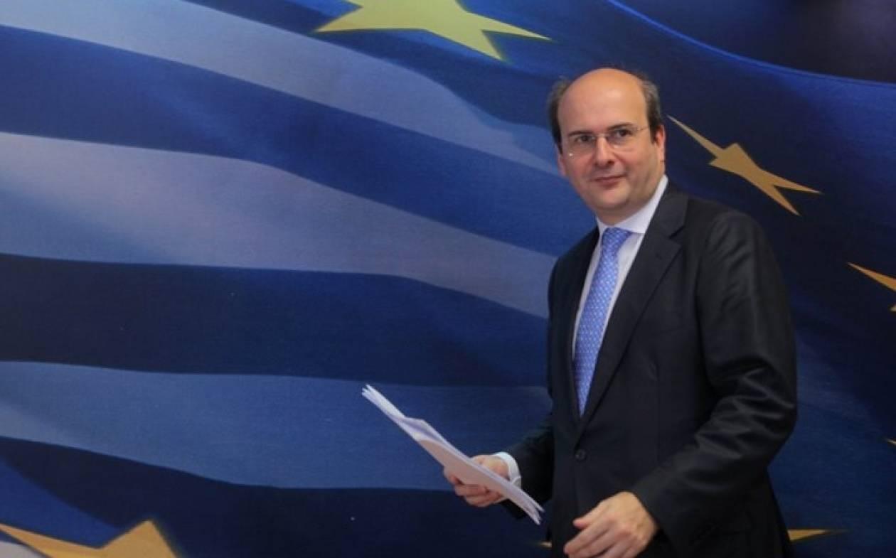 Χατζηδάκης: Να διανύσουμε το τελευταίο μίλι των διαπραγματεύσεων