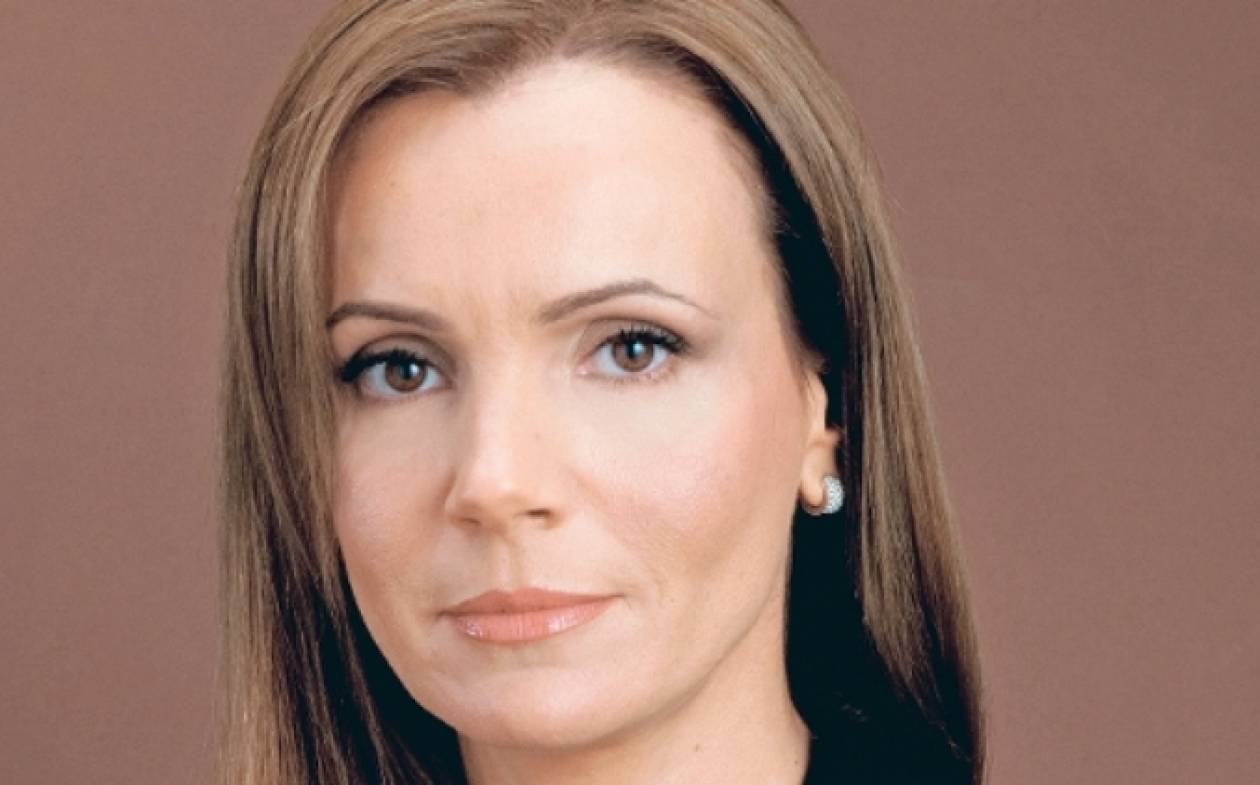 Α. Σακελλαρίου: Στις 100 γυναίκες με την μεγαλύτερη επιρροή στην Ευρώπη