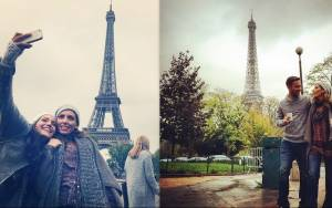 Το «Μπρούσκο» πήγε Παρίσι-Πάρτε μία γεύση από τις πρώτες εικόνες