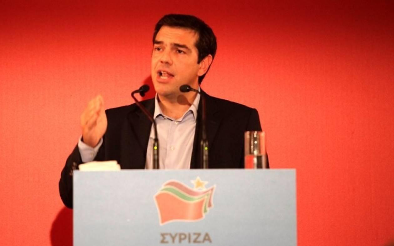 Με τον Άντρο Κυπριανού θα συναντηθεί την Πέμπτη ο Αλ. Τσίπρας