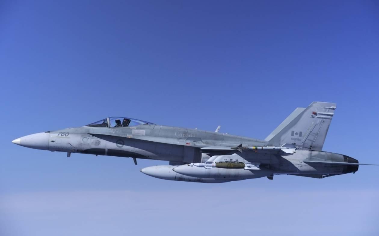 Το ΝΑΤΟ αναχαίτισε ρωσικά αεροσκάφη στον ευρωπαϊκό εναέριο χώρο