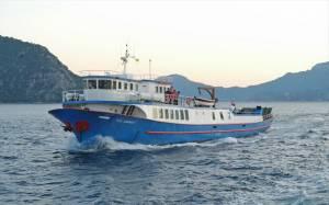 Πλοίο τούρκικων συμφερόντων κρατείται στο λιμάνι της Ρόδου