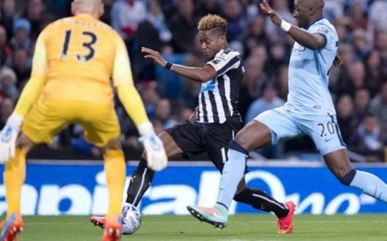 Αγγλία: Αποκλεισμός – σοκ για Σίτι, 2-0 από Νιούκαστλ