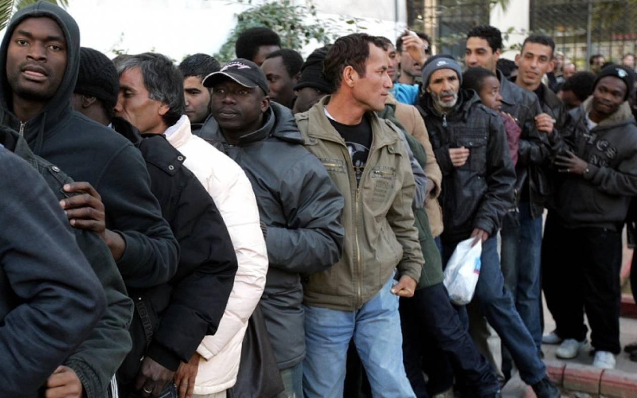 Εντοπισμός και σύλληψη 87 παράνομων μεταναστών στη Μυτιλήνη