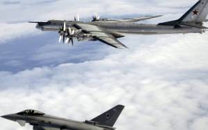 NATO: «Ασυνήθιστο επίπεδο» ρωσικής αεροπορικής δραστηριότητας