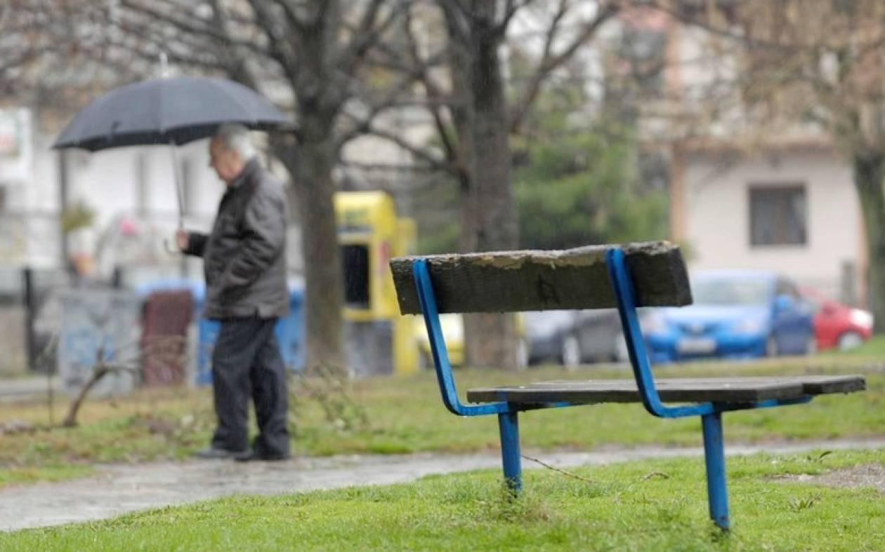 Καιρός: Βροχερό το σκηνικό σε όλη τη χώρα