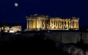 «Βρήκαν» τον... Μέγα - Αλέξανδρο στο Βράχο της Ακρόπολης