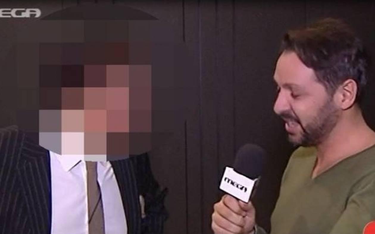 Mega Με Μία: Ρώτησαν ηθοποιό αν έβαλε δεύτερη μέρα το ίδιο εσώρουχο