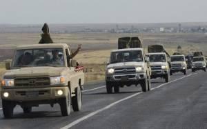Παραβίαση της εθνικής κυριαρχίας της από την Τουρκία καταγγέλλει η Συρία