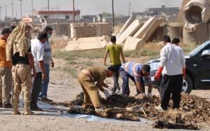 Ιράκ: Ανακάλυψη μαζικού τάφου 150 σουνιτών
