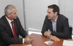 Να ασκηθούν πιέσεις στην Τουρκία ζητούν Τσίπρας και Κυπριανού