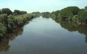 Έπεσε η στάθμη του ποταμού Έβρου