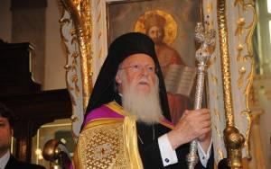 Πατριάρχης Βαρθολομαίος: «Αγώνας επιβίωσης» η ζωή των Ορθοδόξων στην Τουρκία