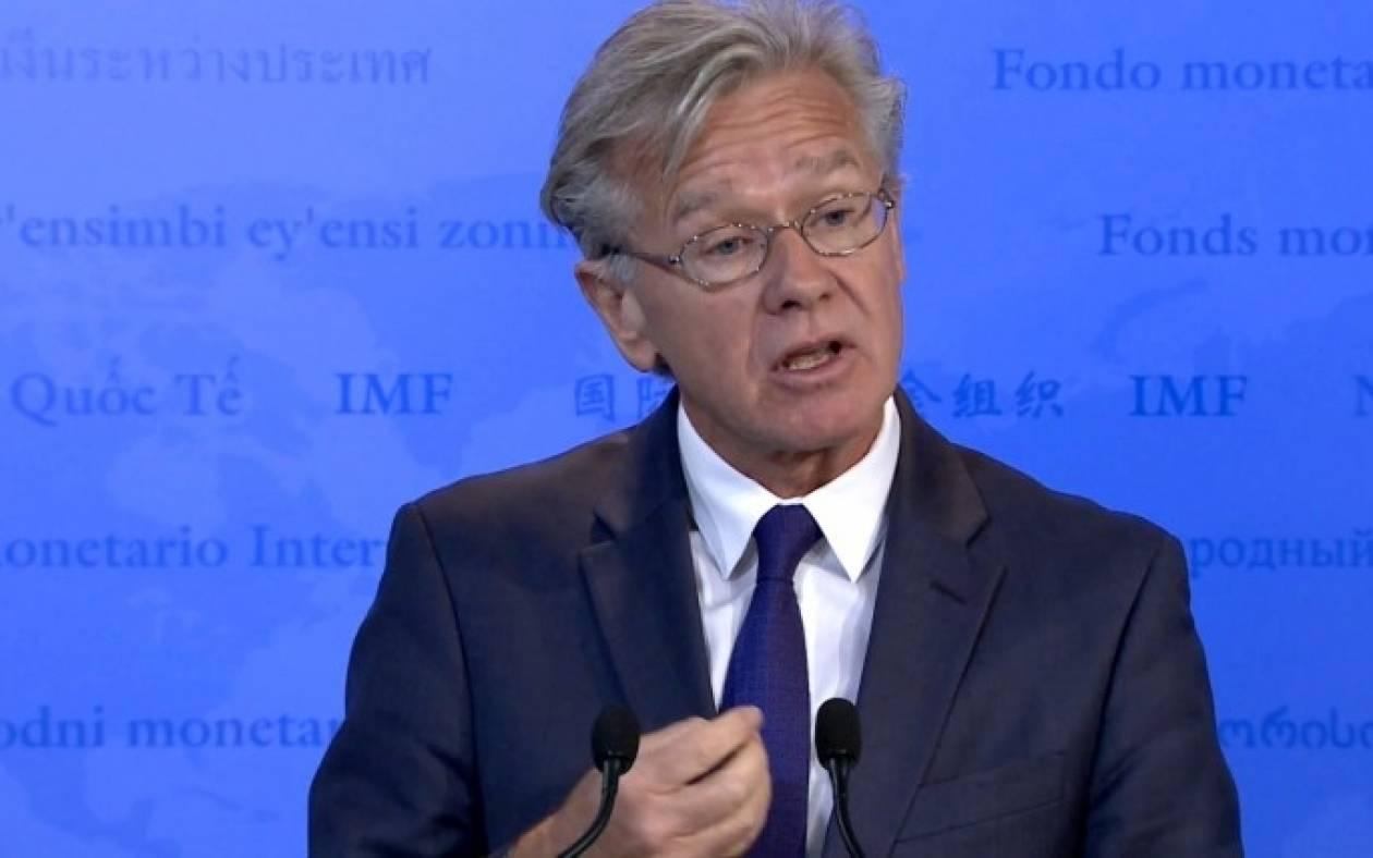 ΔΝΤ: Η Ελλάδα θα αποφασίσει για τις προληπτικές μορφές στήριξης