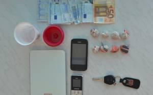 Συνελήφθη 27χρονος Αλβανός που διακινούσε «σκληρά» ναρκωτικά στο Ηράκλειο