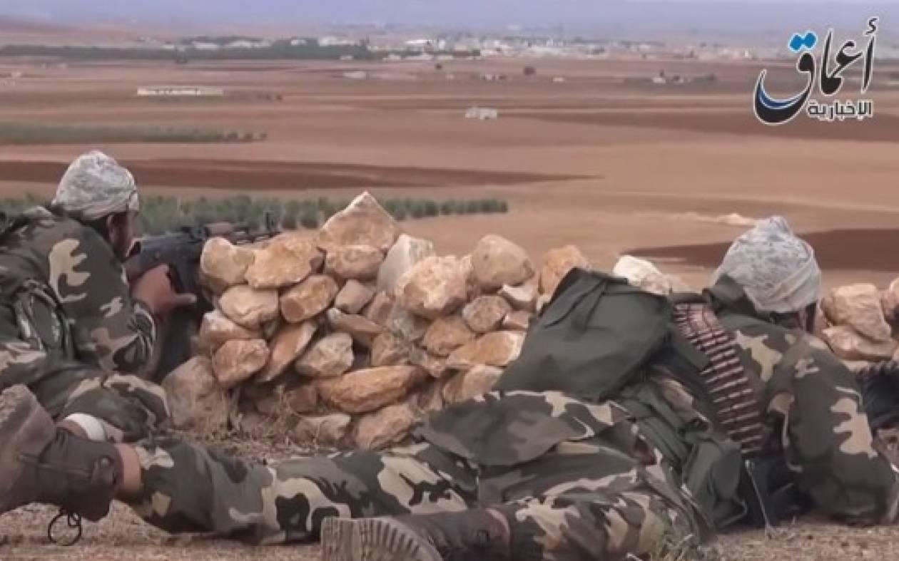Εκατοντάδες μαχητές του Ελεύθερου Συριακού Στρατού κατά του ΙΚ στο Κομπάνι