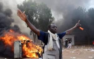 Σε κατάσταση εκτάκτου ανάγκης η Μπουρκίνα Φάσο