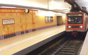 Φάρσα η απειλή για βόμβα στο σταθμό της Ομόνοιας