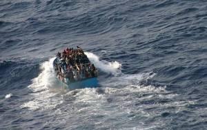 Το ταξίδι για 29 παράνομους μετανάστες τελείωσε σε βραχονησίδα