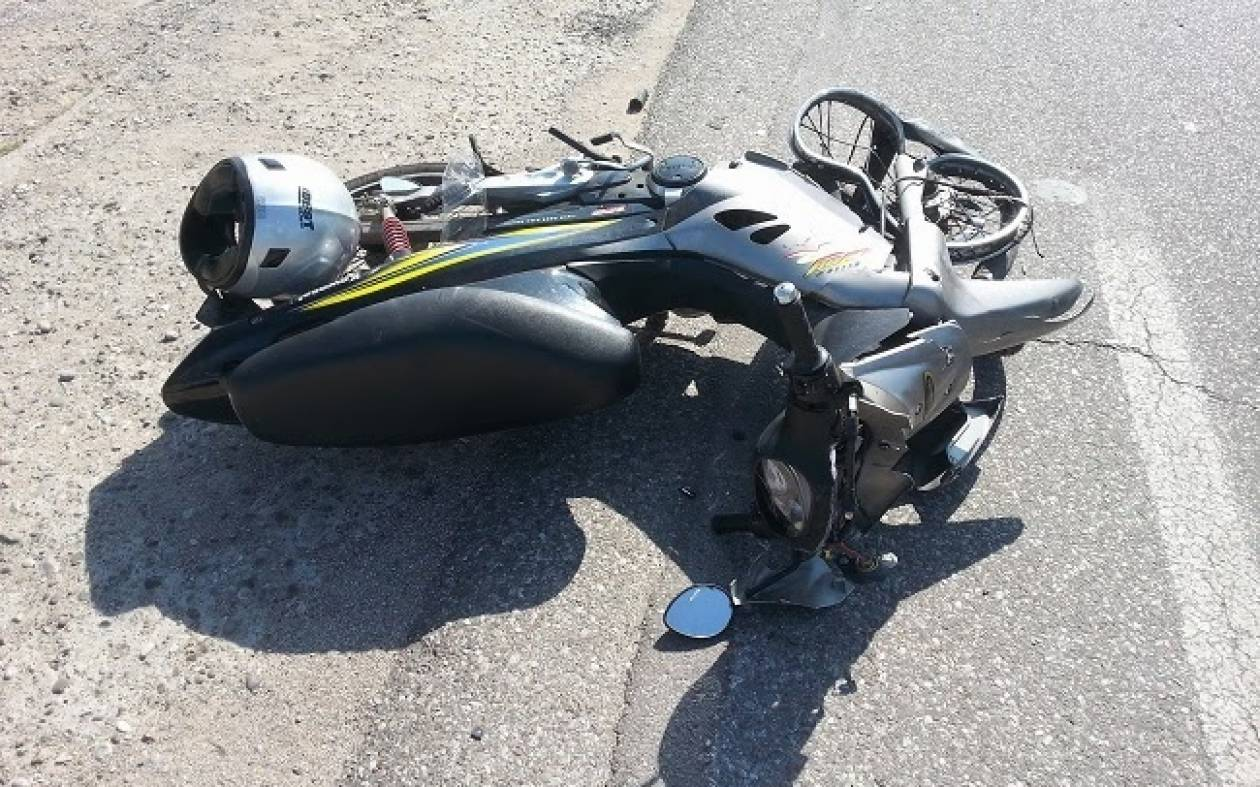 Τροχαίο με 41χρονο τραυματία σε δρόμο της Ηγουμενίτσας